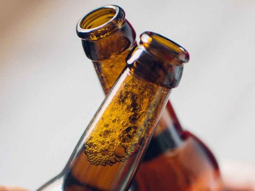 Drink Beer for Its Health Benefits